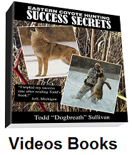 predator hunting videos books