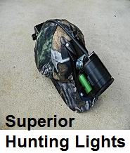 superior hunting lights