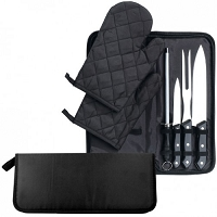 7 Piece Cutlery Chef Knife Set