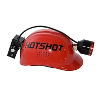 Bright Eyes Hotshot Coon Hunting Cap Light