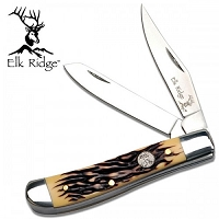 2-Blade Hunting Pocket Knife