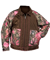 Women's Sportsman's Choice Pink Camo Jacket