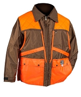 Briar Proof Brown and Orange Hunting Jacket