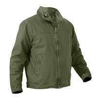 Olive Drab Concealed Carry 3 Season Jacket