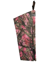 Pink Camo Waterproof Briarproof Hunting Chaps