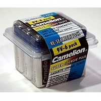 9 Volt Batteries 6 Pack