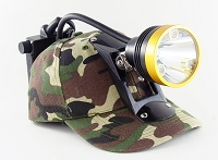 Starter III Coon Hunting Cap Light with Laser