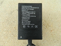12-24 Volt Automatic Battery Charger