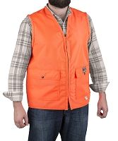 Heavy Duty Blaze Orange Hunting Vest