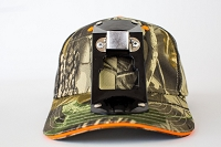 Camo Soft Cap for Hunting Head Lamp