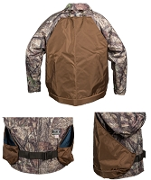 EZ Load Detachable Hunting Game Bag