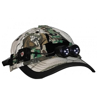Twin Beam White Light LED Hunting Headlamp