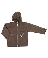 Kids Hooded Coat