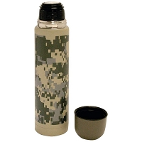 Digital Camo Double Wall Bottle