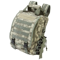 Camo Water Resistant Heavy Duty Backpack
