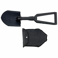 Steel Folding Shovel with Storage Bag