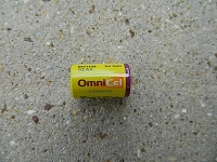 Omnicel 1/2 AA Lithium Dog Tracking Collar Battery