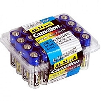 24 Pack AA Super Heavy Duty Batteries