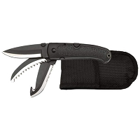 3-Blade Lock back Knife