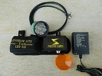 Mini Trail Buster 6 LED Coon Hunting Light