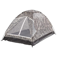 Camo Water Resistant 2 Person Tent