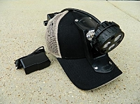 Spider-Eye Coon Hunting Cap Light