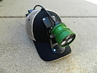 Spider-Eye Plus Coon Hunting Cap Light