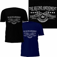 Second Amendment Protects Your Liberties T-Shirt