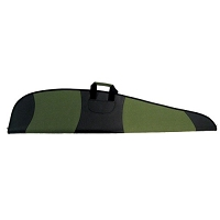 Camouflage Gun Case with Wool Lining