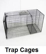 coon cage trap