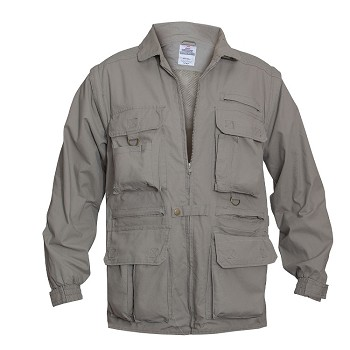 Convertible Jacket Converts Into Vest