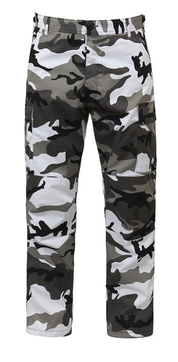 City Camo Tactical BDU Pants