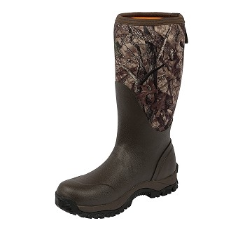 Tree Frog Camo Hunting Boots