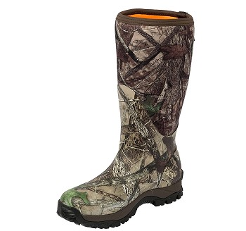 Tree Frog Plus Insulated Camo Hunting Boots