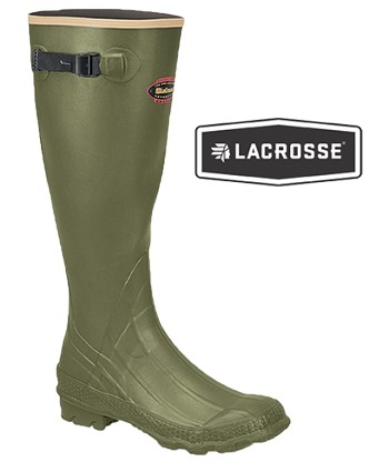 LaCrosse Grange Non-Insulated Knee Boots