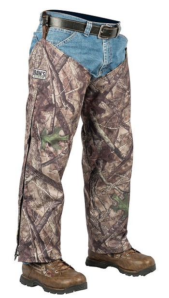 Camo Waterproof Briarproof Hunting Chaps