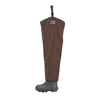 Kids Arctic Storm Boots with Froglegs Lightweight Chaps