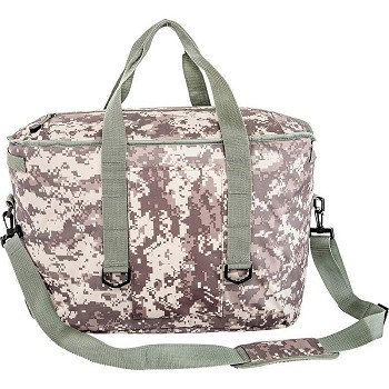 Digital Camo Cooler Bag