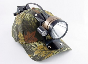 Stingray Triplex Coon Hunting Cap Light