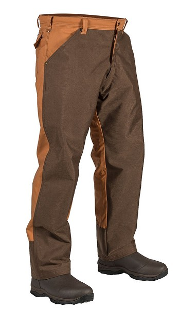 Brown Briarproof Hunting Pants